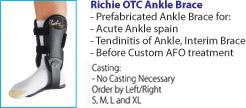 Richie OTC Ankle Brace