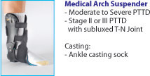 Medical Arch Suspender
