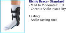 Richie Brace - Standard